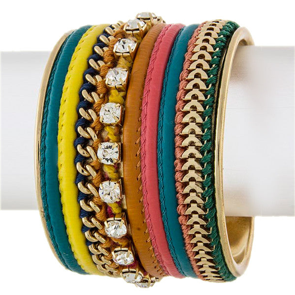 Fiesta Bracelet - Jewelry Buzz Box  - 1