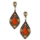 Moroccan Beauty Earrings - Jewelry Buzz Box  - 2