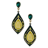 Moroccan Beauty Earrings - Jewelry Buzz Box  - 4