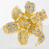 Orchid Ring - Jewelry Buzz Box  - 5