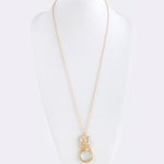 Owl Zoom Magnify Necklace - Jewelry Buzz Box  - 2
