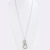 Owl Zoom Magnify Necklace - Jewelry Buzz Box  - 3
