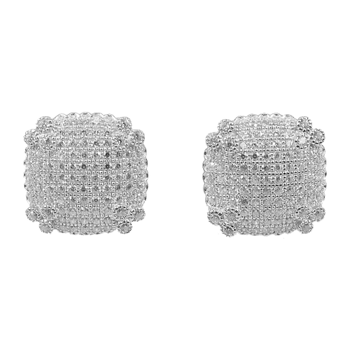 Sexy Square Studs - Jewelry Buzz Box  - 2