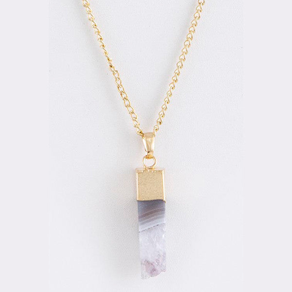 Gem Digger Necklace - Jewelry Buzz Box  - 2