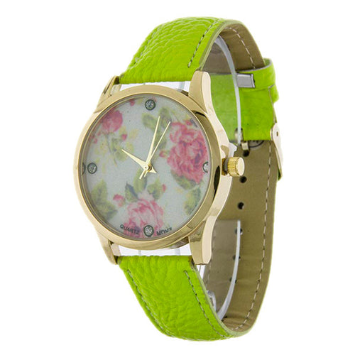 Vintage Rose Watch - Jewelry Buzz Box  - 2