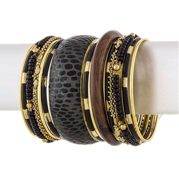 Safari Bangles - Jewelry Buzz Box  - 2