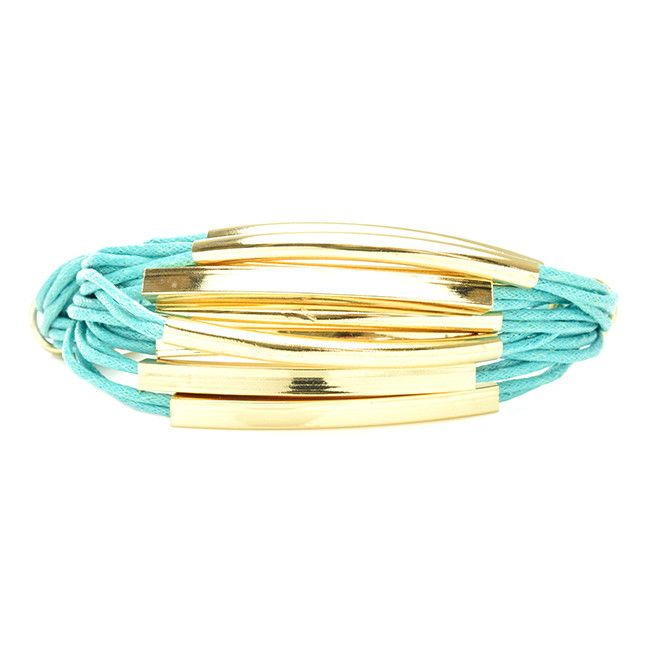 Bar Bracelet - Jewelry Buzz Box  - 1