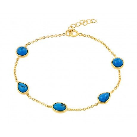 Azure Bracelet - Jewelry Buzz Box