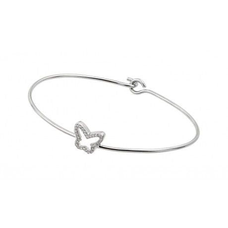 Butterfly Bangle - Jewelry Buzz Box