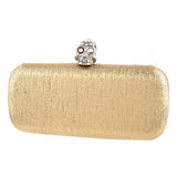 Skull Clutch - Jewelry Buzz Box  - 1