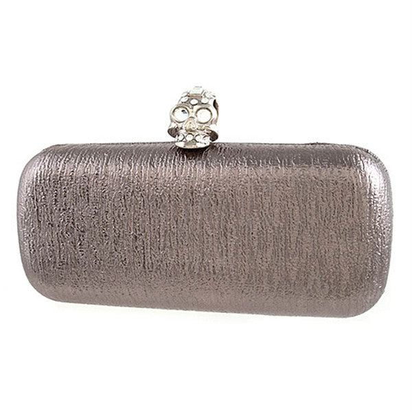 Skull Clutch - Jewelry Buzz Box  - 3