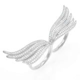 Angelic Wing Ring - Jewelry Buzz Box  - 4