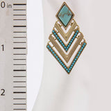 Cherokee Earrings - Jewelry Buzz Box  - 3