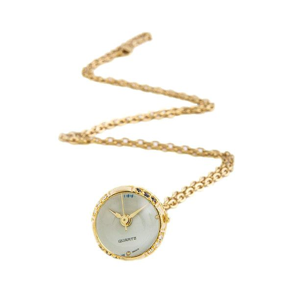 Bottom of the Hour Necklace - Jewelry Buzz Box  - 1
