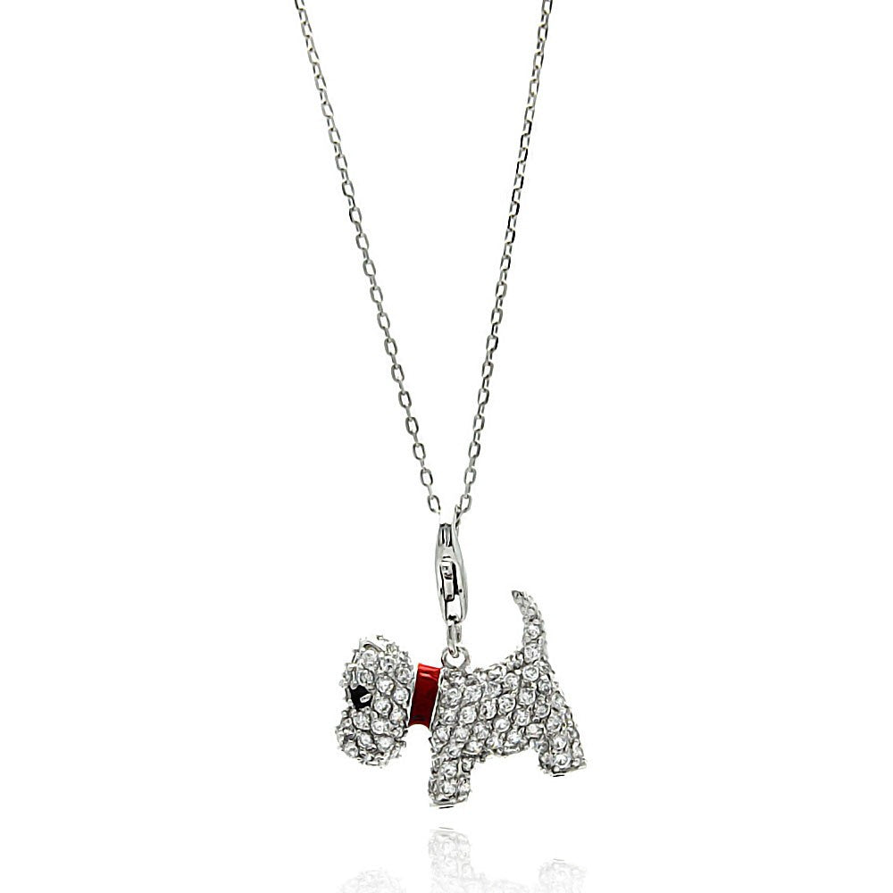 Perfect Puppy Necklace - Jewelry Buzz Box