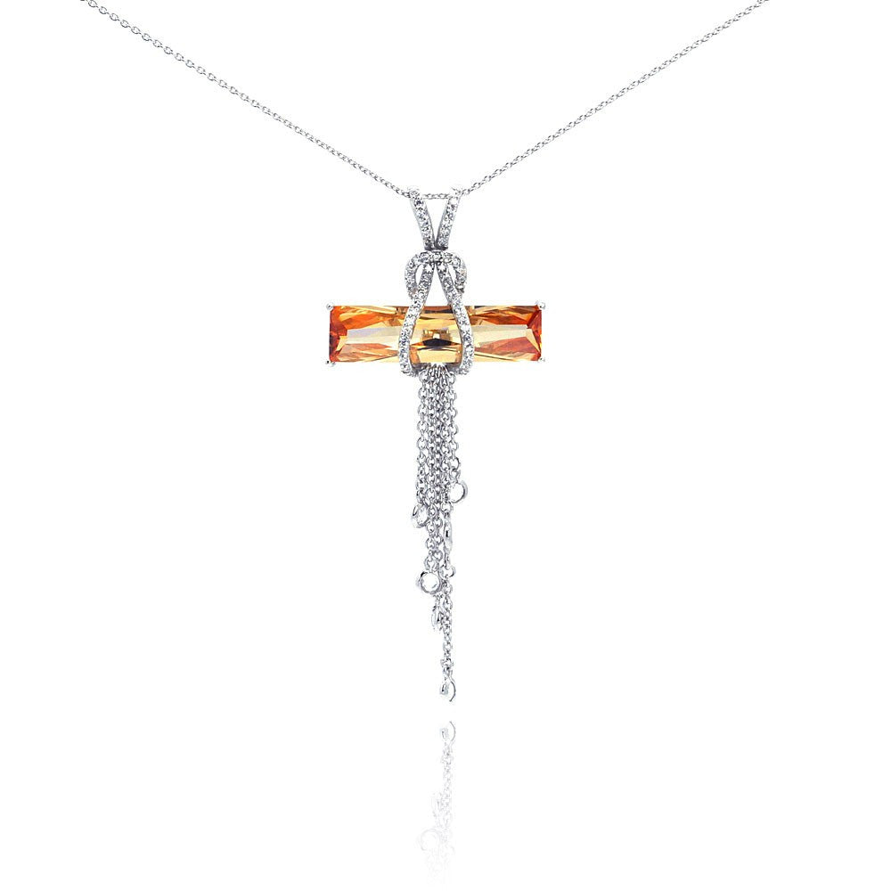 Citrine Craze Necklace - Jewelry Buzz Box