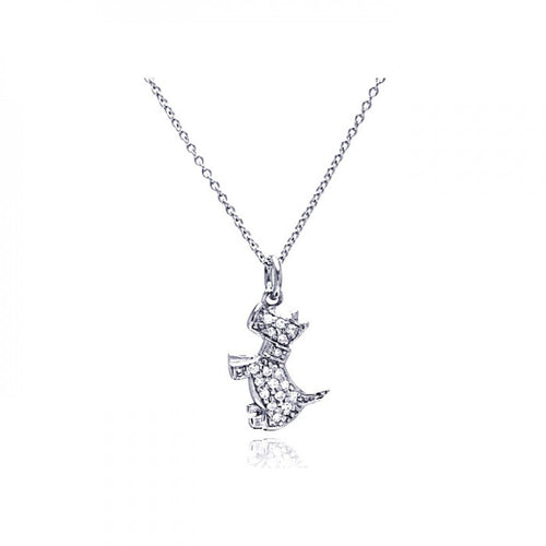 Cute Puppy Necklace - Jewelry Buzz Box