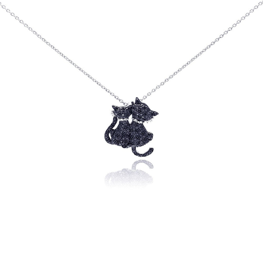 Incredible Cat Necklace - Jewelry Buzz Box