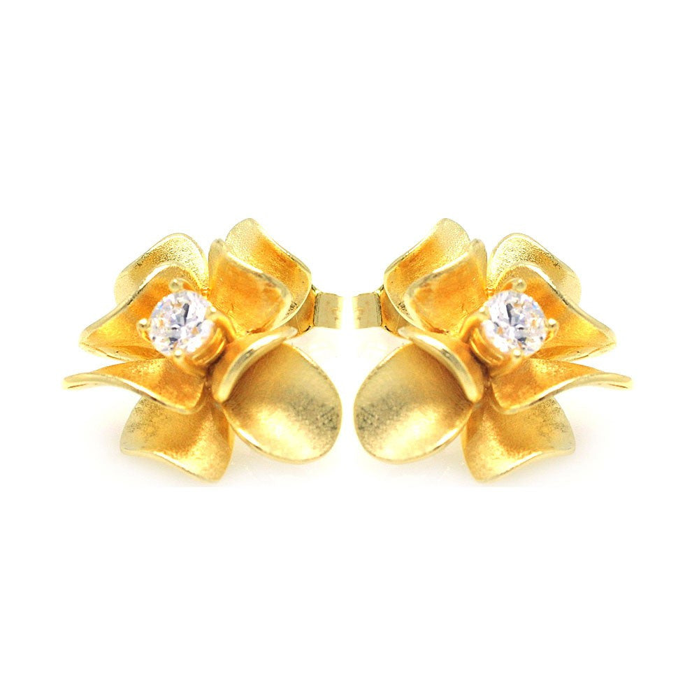 Pretty Petal Studs - Jewelry Buzz Box