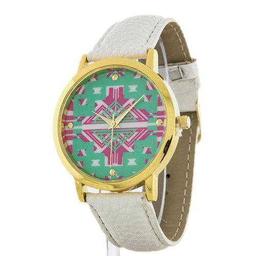 Textile Watch - Jewelry Buzz Box