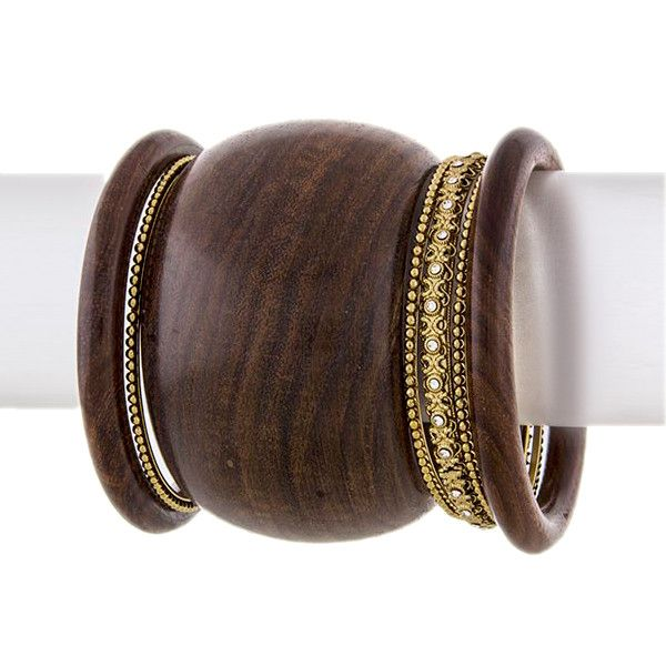 Carpenter Bangles - Jewelry Buzz Box