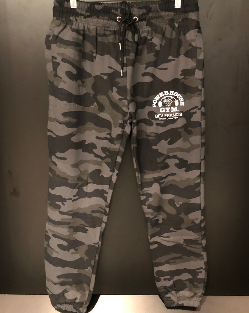 Powerhouse Camo Sweatpants
