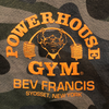 LIMITED EDITION Powerhouse Gym Camo Hooded Sweatshirt