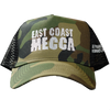 East Coast Mecca Trucker Snapback Hat
