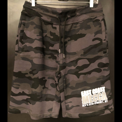 East Coast Mecca Camo Shorts