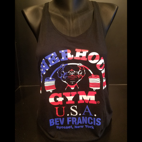 Powerhouse Gym Stars & Stripes Women's Tank