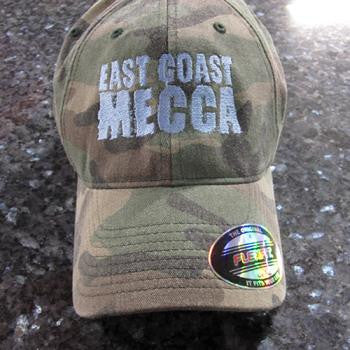 East Coast Mecca Fitted Hat