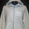 East Coast Mecca Heavyweight Zip-Up Hooded Sweatshirt