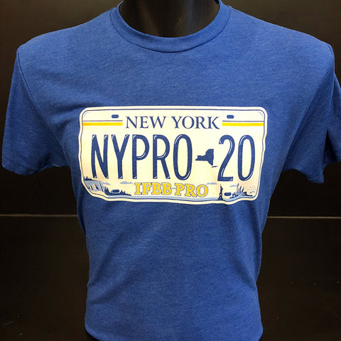 *SPECIAL EDITION* 2020 NY PRO Short-sleeve T-shirt