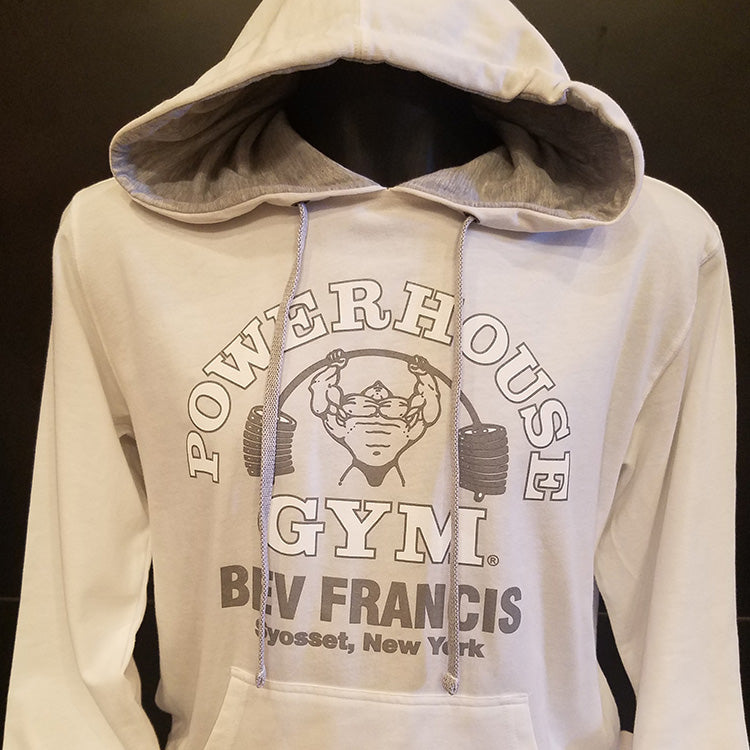 Powerhouse Gym French Terry Hooded Pullover
