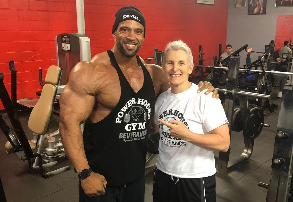 Bev Francis Powerhouse Gym