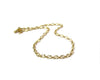 Sunburst Chain Choker Necklace