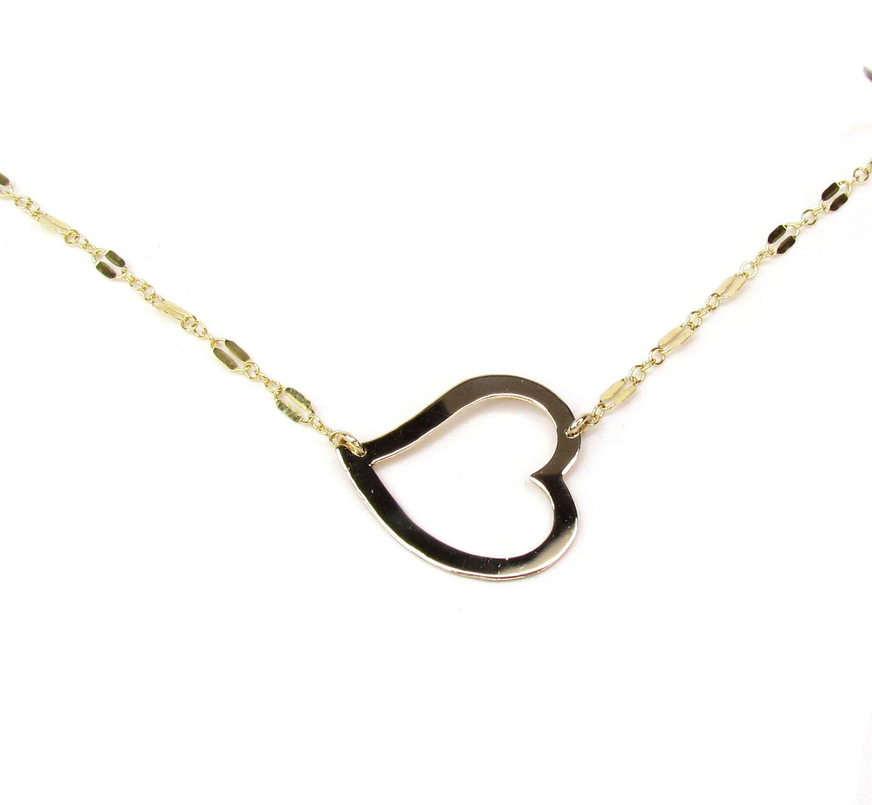 Haute Heart Necklace