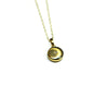14K Little Locket Necklace