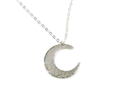 Long Moon Necklace