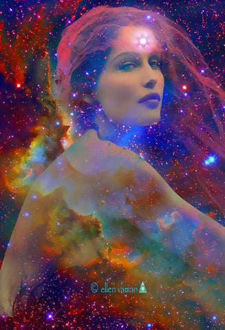 Awakening Cosmic beauty for Inner and Outer Glow~