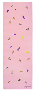 Butterfly Mat (Light Pink)
