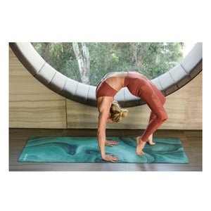 Malachite Yoga Mat