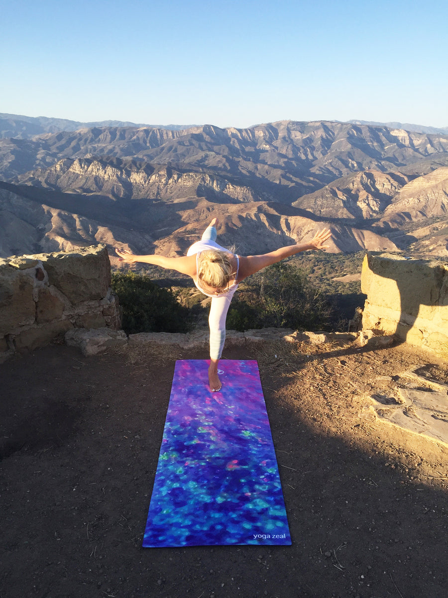 Yoga Zeal Low Tide Yoga Mat Yoga Mats Online