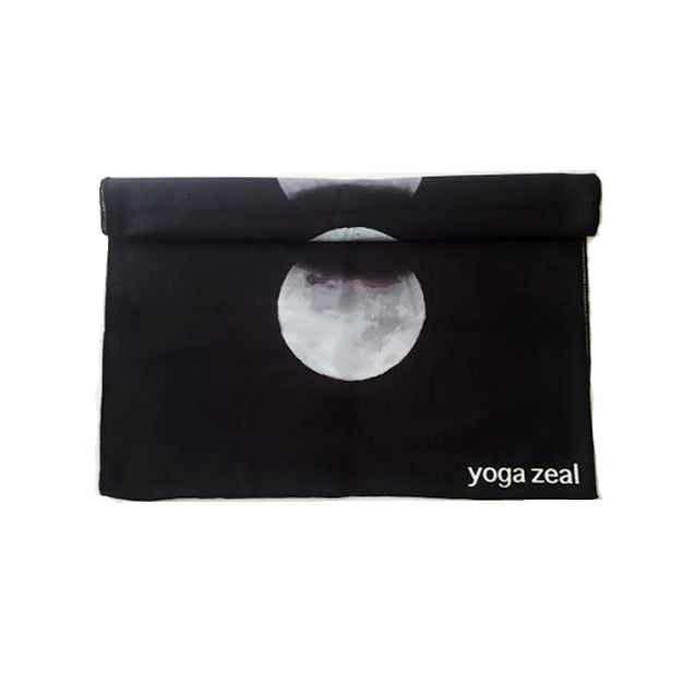 Moon Phases Yoga Towel