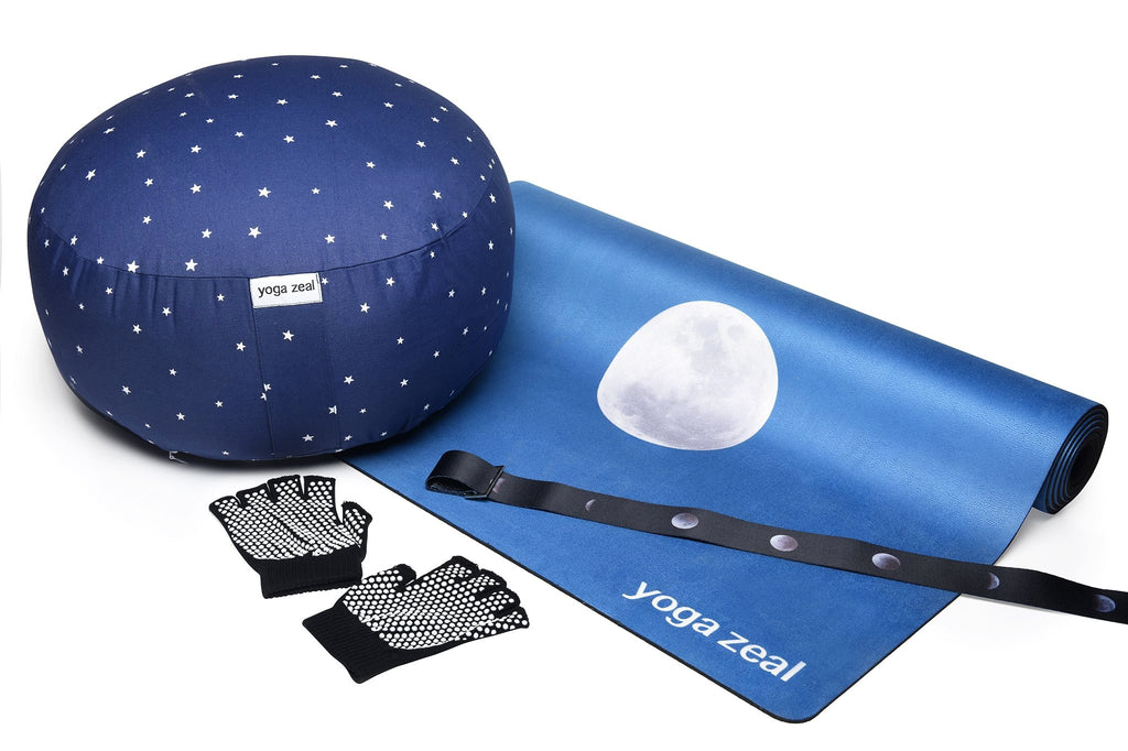 Yoga Gift Set (in Blue)