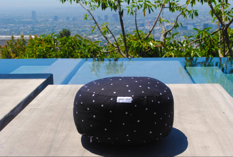 Star Meditation Cushion/Zafu