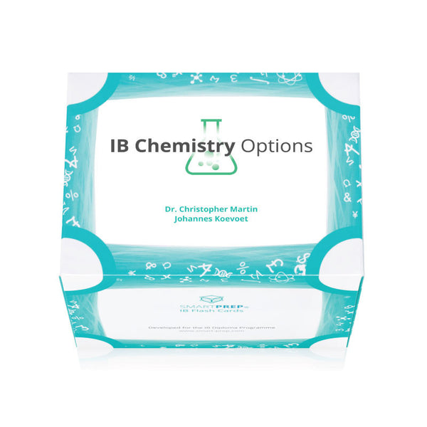 IB DP Chemistry - Options | Bundle