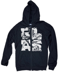 Avian Fleece (Black)