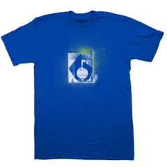 Spray Logo (Blue)