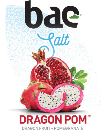 Dragon Pom Iced Salt